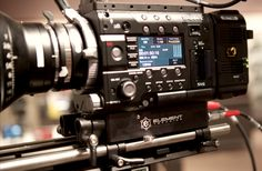 Element Technica Sony F55 Powered Riser