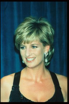 Everything You Need to Know About Princess Diana: Lady Diana Spencer smiles at the 41st annual United Cerebral Palsy Awards gala December 11, 1995 in New York City. Lady Diana, the Princess of Wales, received the UCP Humanitarian Award at the fundraising evening.