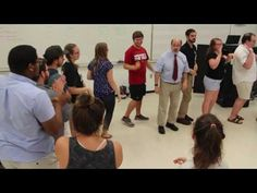 Rob Amchin—University of Louisville—Zemer Atik Israeli Folk dance (Process)…