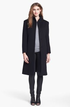 DKNY Double Breasted Trench Coat (Regular & Petite) (Online Only ...