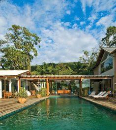 same dream home in Brazil