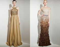 Reem-Acra- and nowhere to wear it.