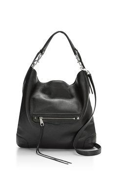 a9ecbda4b9 REBECCA MINKOFF Slim Regan Hobo.  rebeccaminkoff  bags  shoulder bags  hand  bags