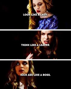 SHE IS CAITLIN SNOW AKA KILLER FROST #TheFash #CaitlinSnow