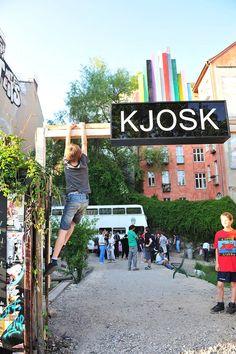 Kjosk Bar, Kreuzberg, Berlin
