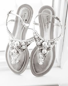 WeddingChannel Galleries: Bridal Sandals