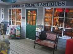 Nags Head: Only in Nags Head - Southern Soldier Antiques