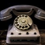 A telephone is often NOT a negotiator's best friend