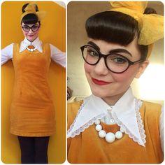 628 vind-ik-leuks, 33 reacties - Molly Rose (@floralroseprincess) op Instagram: 'Being back in my yellow bedroom is definitely affecting my outfit choices! This vintage…'