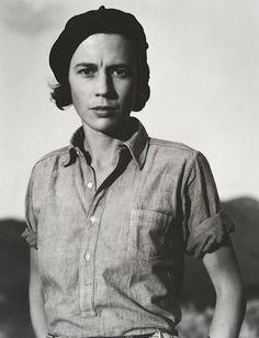 Barbara Hawk, Taos, New Mexico, 1931, a photo by Paul Strand  vialauramcphee