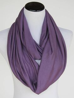 Your place to buy and sell all things handmade Loop Scarf, Circle Scarf, Purple Scarves, Womens Scarves, Cold Weather, Panda, Lilac, Infinity, Etsy Shop
