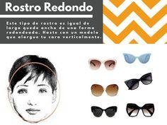 lentes de sol para mujer de cara redonda - Buscar con Google
