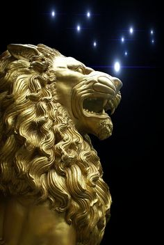 Leo Zodiac Constellation by Gregory Smith