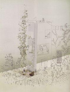 Junya Ishigami - Row House in Tokyo 2005