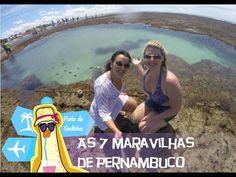 #AS 7 MARAVILHAS DE PERNAMBUCO - PISCINAS NATURAIS DE PORTO DE GALINHAS