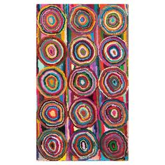 Create an eye-catching focal point in your living room, dining room, or master suite with this gorgeous rug, showcasing a stylish motif for lasting enjoyment...