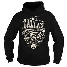 Awesome Tee Its a CALLAN Thing (Dragon) - Last Name, Surname T-Shirt T shirts