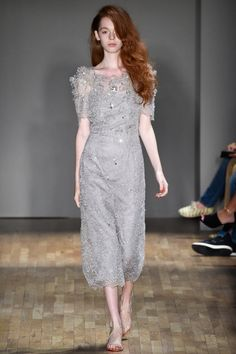 Jenny Packham, Весна-лето 2015, Ready-To-Wear, Нью-Йорк