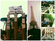Exhausting in the glorious pursuit of Europe #Notebook #travel #City #tripoto #Travels