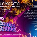 EU AMO KIZOMBA FESTIVAL 2016  We are pleased to present   1ST EDITION    EU AMO KIZOMBA FESTIVAL 2016  MEDULIN / CROATIA Join us in celebration of Angolan culture through amazing workshops and parties   during   04 FESTIVAL DAYS  22 GREAT ARTISTS  33 HOURS OF WORKSHOPS  44 HOURS OF FINEST []  Mehr Salsa Bachata Kizomba Informationen auf salsastisch.de.