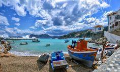 This is Kokkari, Samos! greece