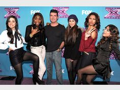 Simon Cowell officially signs The X Factor USA's Fifth Harmony
