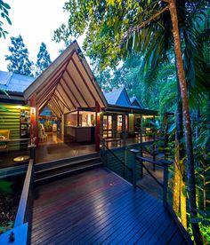 Honey Moon! Silky Oaks Lodge, Australia... Great Barrier Reef