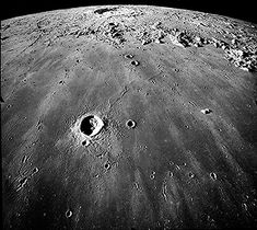 Moon's Variable Gravity Came From Ancient Impacts