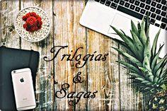 Book tag Trilogías & Sagas de Una Chica del montón - Entrada subida al blog: 10 de Julio de 2018 #Booktags #UnaChicadelmontón
