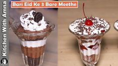 Bari Eid Per Banaye Kuch Khas Meethe   Eid Special Dessert Recipes   Kit...