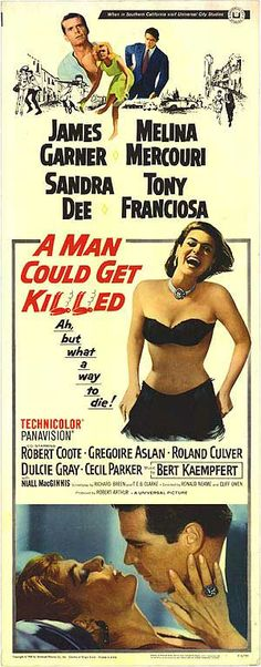 [ MAN COULD GET KILLED POSTER ]