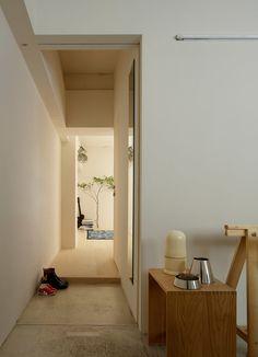 Doma / Sencillez, pureza y tradición en un apartamento de estilo japonés #hogarhabitissimo #oriental #zen