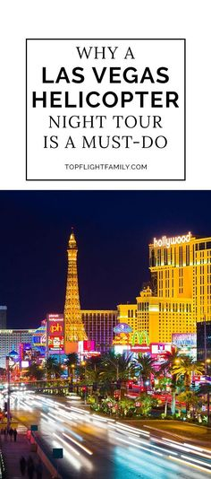 Seeing the Las Vegas Strip at night by helicopter is not-to-miss experience. But which night helicopter rides in Las Vegas are best? Here's our pick. Las Vegas Free, Paris Las Vegas, Las Vegas Nevada, Leaving Las Vegas, Las Vegas Shows, Las Vegas Strip, Las Vegas Vacation, Vacation Trips, Vacations