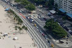Calçadão de Copacabana | ArqGuia