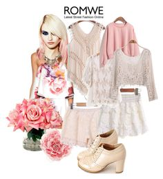 ROMWE by yvettemmh on Polyvore featuring polyvore, fashion, style, Humble Chic, Accessorize and romwe