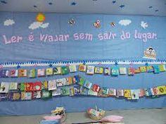 sala de leitura -