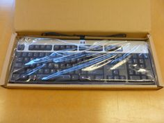 You are buying one new HP Keyboard.  It is model number KU-0316 and part number 434821-001.  This keyboard is brand new in the original box.  It is black and silver with a USB computer connection.