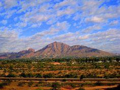 Camelback Mountian-----                                                   Phoenix, Arizona