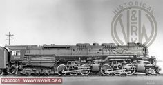 Class AG #900 (Builder Photo) Right side front view B&W
