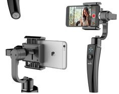 3-Axis Gimbal for Shooting Cinematic Video With Your Smartphone. Best Performance. Most Affordable. | Crowdfunding is a democratic way to support the fundraising needs of your community. Make a contribution today!