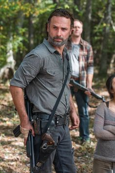 The Walking Dead, season 7, episode 15: Something They Need