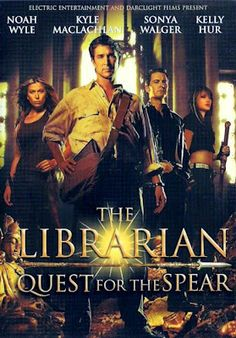 COMING SOON - Availability: http://130.157.138.11/record= : The Librarian: Quest for the Spear