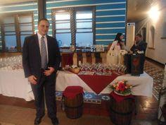 Evento en restaurante Brulee y Enlace Diplomatico.