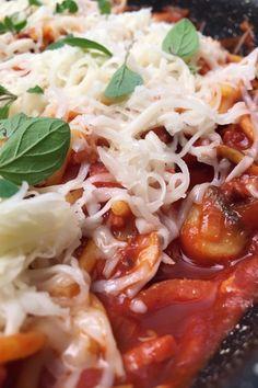 Spagetti milánói módra – VIDEÓVAL! – Gastrohobbi