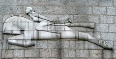 art deco bas relief sculpture | Recent Photos The Commons Getty Collection Galleries World Map App ...