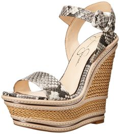 9f2ea40d9067 Jessica Simpson Women s AYALA Wedge Sandal   Wow! I love this. Check it out