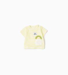 Image 1 de T-SHIRT À POCHE SOLEIL de Zara