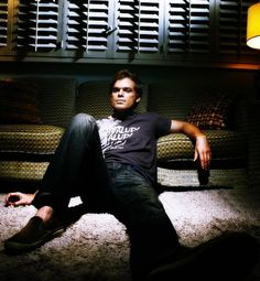 "michaelchallpics: ""Photoshoot in ""Dexter""´s appartment. """