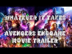 5 Minutes Avengers Endgame Trailers 1, 2, 3 - YouTube Movie Trailers, Iron Man, Avengers, Marvel, Youtube, Movies, Films, Iron Men, The Avengers