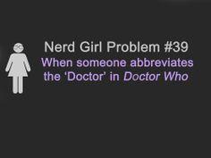 Nerd Girl Problem #39